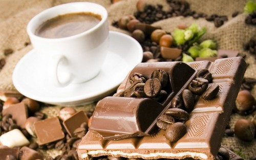 Chocolate wallpaper containing a turkish coffee and a coffee break entitled chocolate