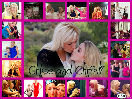 christi and chloe 편집