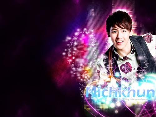 cool nichkhun!
