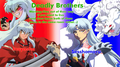 deadly bros - sesshomaru-and-inuyasha photo