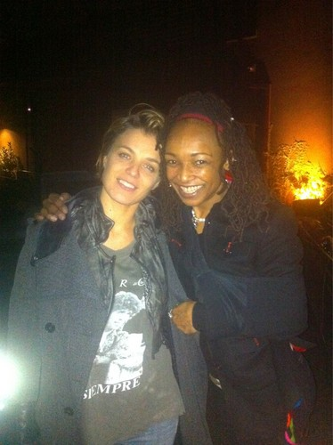 Gala and Siedah Garrett