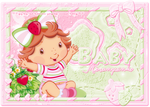Strawberry Shortcake wallpaper entitled gif cute