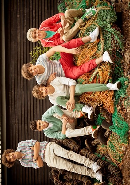One Direction Google