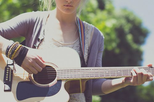 guitar......