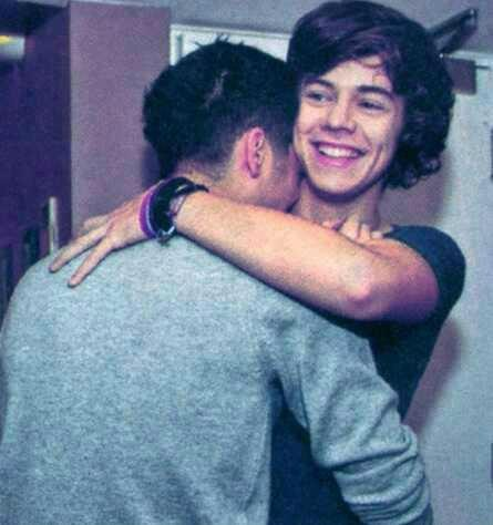 harry and zain♥