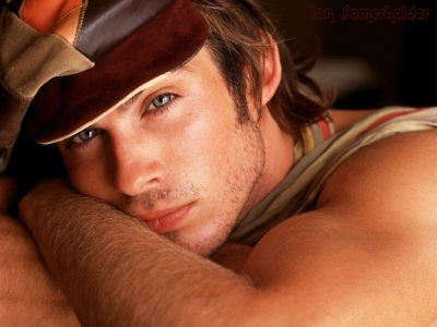 hot-hot-hot - ian-somerhalder Fan Art