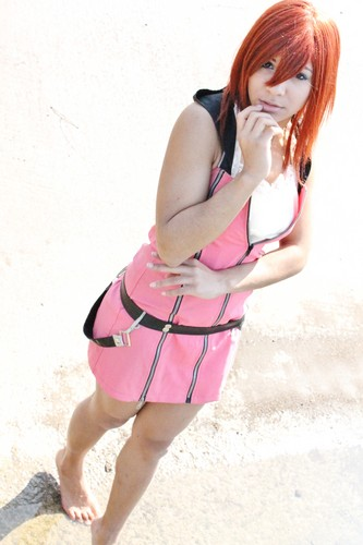 kairi - kingdom-hearts Photo