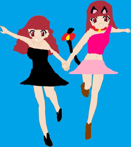 little ichigo and ichigo