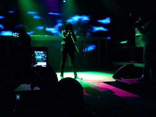 live show, concerto Anhembi