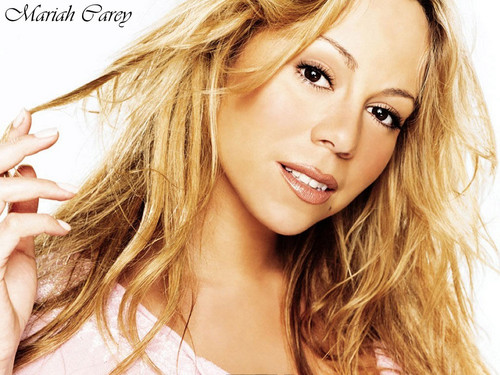 Mariah Carey wallpaper with a portrait titled mariah <3