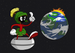 Take that Earthlings !!! - marvin-the-martian icon