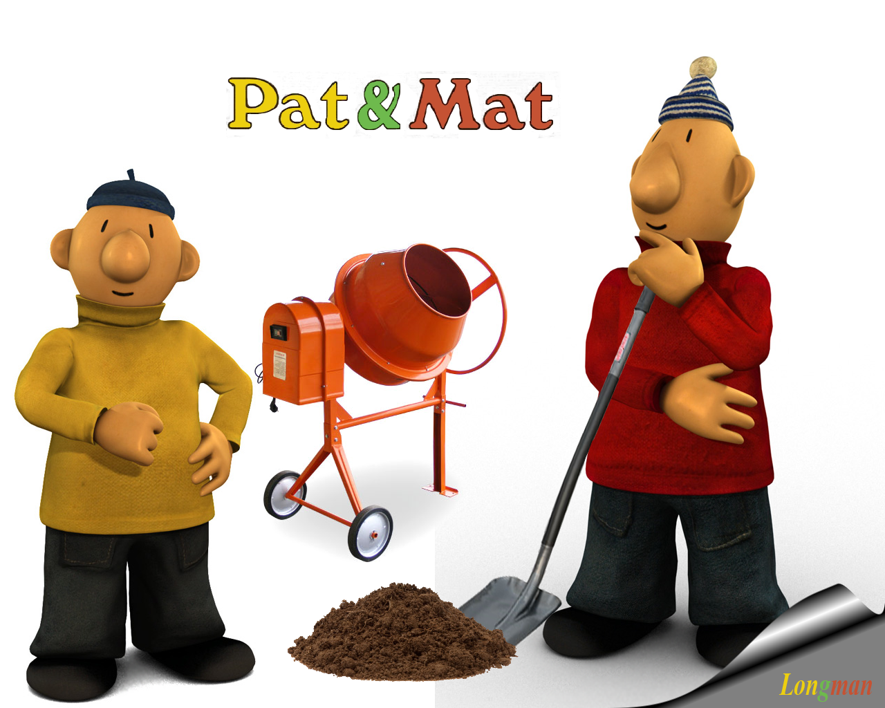 mat and pat