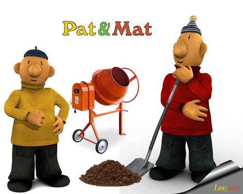 mat and pat