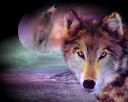 the Anubian's wolf pack wallpaper called mix