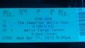 mj immortal concert ticket <3 - michael-jackson photo