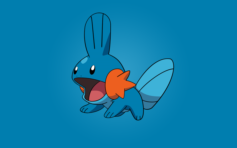 water type pokemon images mudkip hd wallpaper and