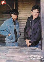 johnny and dally - the-outsiders Photo