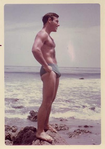 ralph pfundstein - vintage-beefcake Photo