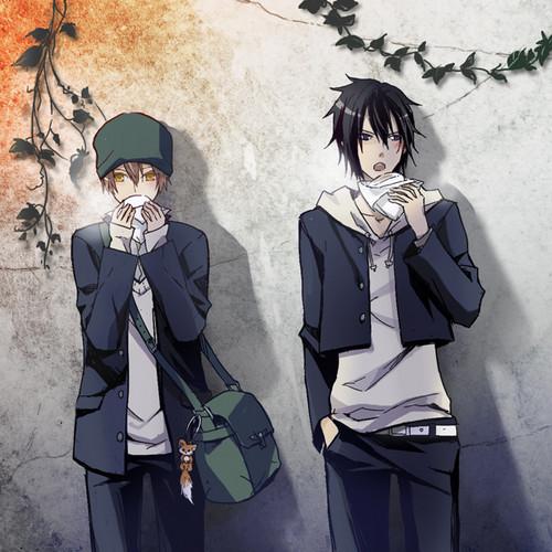 saizou and sasuke