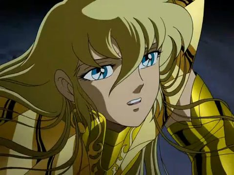 Saint Seiya (Knights of the Zodiac) fondo de pantalla probably with anime called shaka de virgo