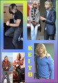 some of my keith harkin fan art <3