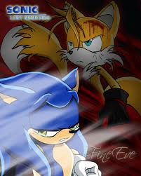 sonic abd tails