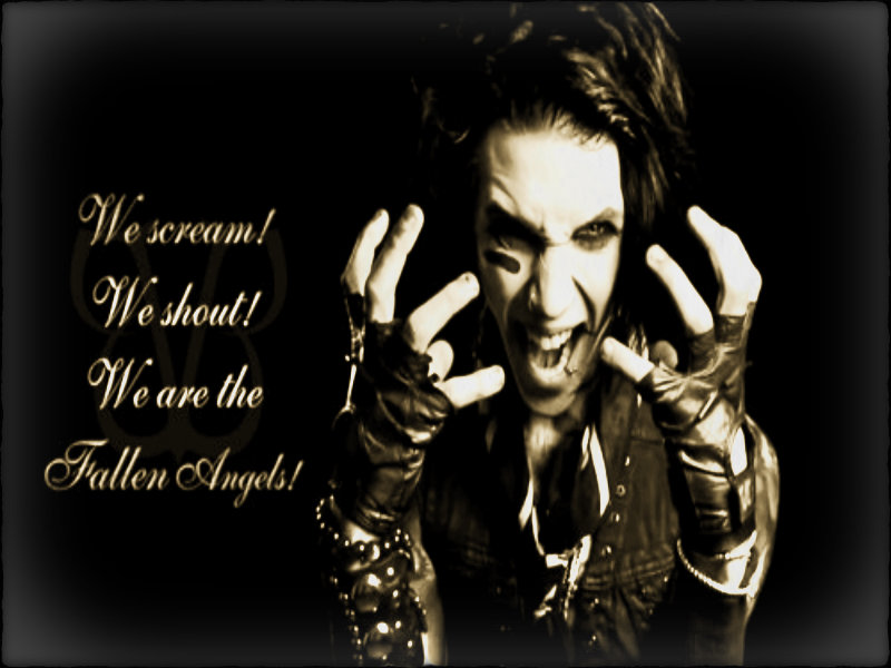 Andy ☆ - Andy Sixx Wallpaper (30593425) - Fanpop