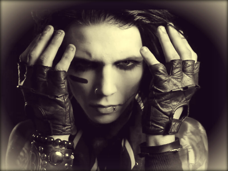Andy ☆ - Andy Sixx Wallpaper (30593437) - Fanpop