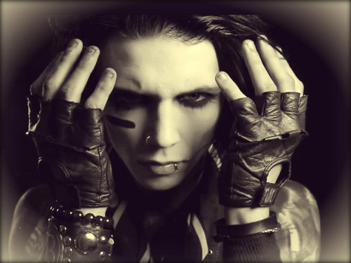 ☆ Andy ☆ - black-veil-brides Wallpaper