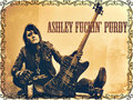 ☆ Ash ☆ - ashley-purdy wallpaper