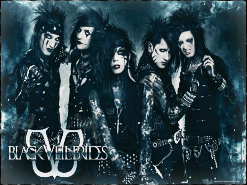 Bvb Black Veil Brides Wallpaper 30567575 Fanpop