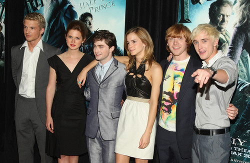 """Harry Potter And The Half-Blood Prince"" Premiere"