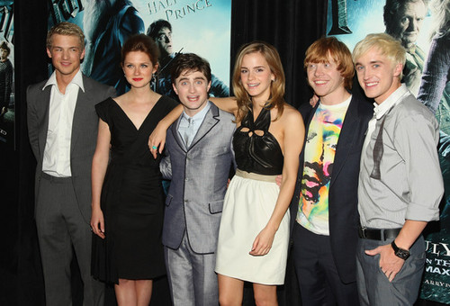 """""""Harry Potter And The Half-Blood Prince"""" Premiere"""