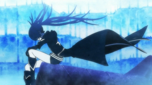 [Just Postin' Things~ xD] Black Rock Shooter~