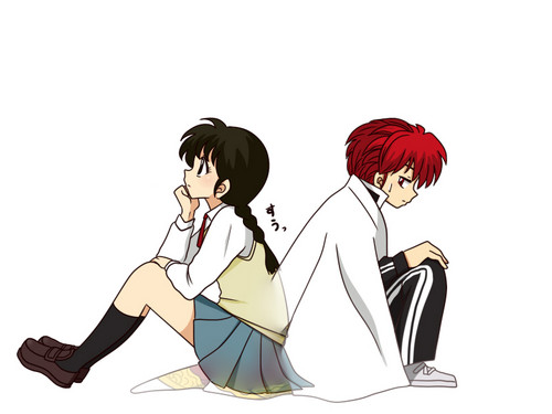 [Just Postin' Things~ xD]  Rin-ne & Sakura~ - the-random-anime-rp-forums Photo
