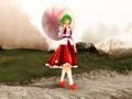 .:MMD:. Yuuka Kazami