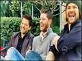 ★ Misha, Jensen & Jared ☆