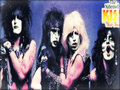  Motley Crue as Kiss  - musicians-in-makeup wallpaper