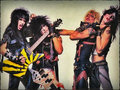☆ Motley Crue ☆ - heavy-metal wallpaper