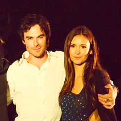 Nina and Ian at ISF The Influence Affair & After Party