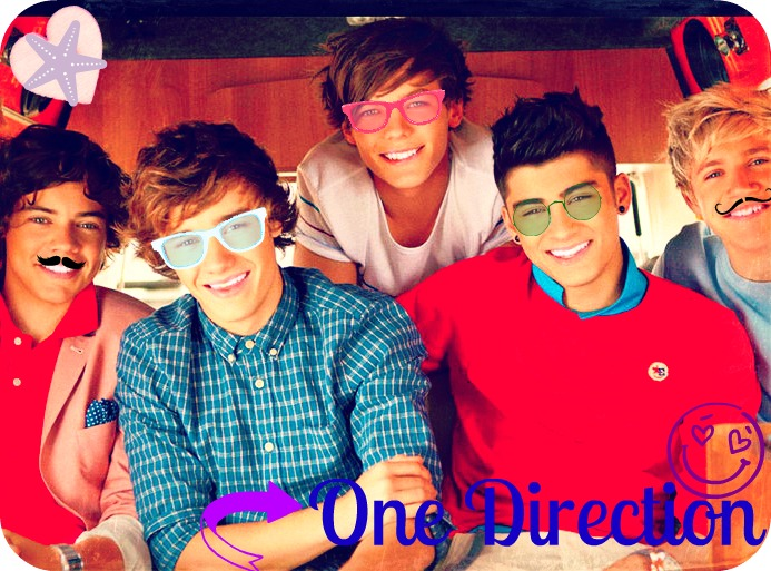 → One Direction :)) !! ♥