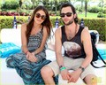 Penn Badgley: Coachella Couple!