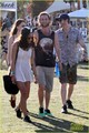 Penn Badgley: Coachella Couple! - penn-badgley photo