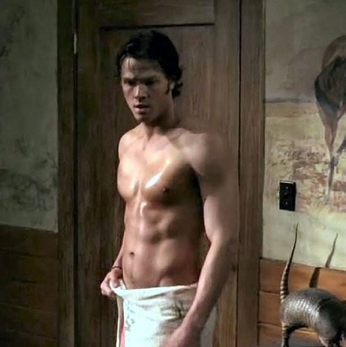 Sam Winchester achtergrond containing a six pack and a homp, stoere binken entitled ~Sammy~