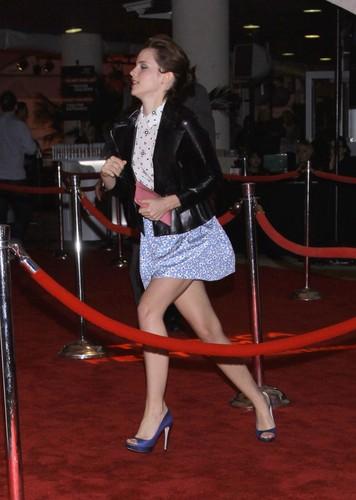 «Struck سے طرف کی Lightning» Tribeca Film Festival Premiere – April 21, 2012 - HQ