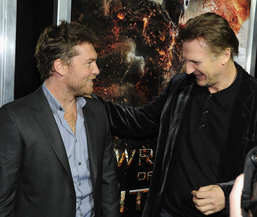"""""""Wrath Of The Titans"""" New York Premiere - Arrivals"""