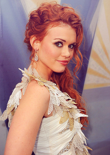 Holland Roden wallpaper titled + holland