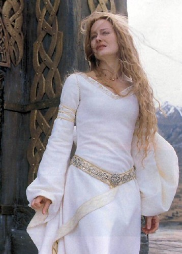 el señor de los anillos fondo de pantalla titled Éowyn