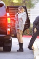 16/04 Rushing To The Emergency Room In L.A. - miley-cyrus