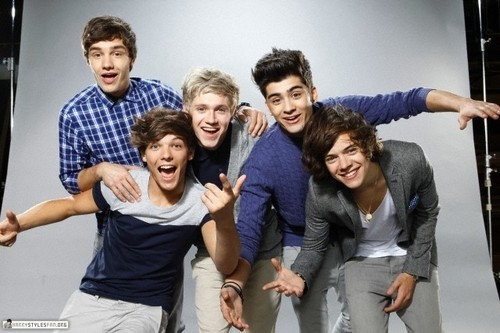 1D Saturday Night Live photoshoot outtakes! ღ